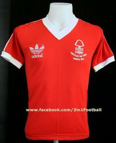 Nottingham Forest European Cup Home 1979