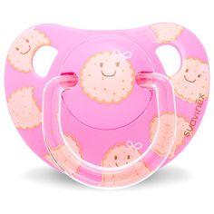 #Suavinex #Fopspeen Anatomisch Latex +6M #koekjes #roze #pink #cookies #biscuits #pacifier #baby #littlethingz2