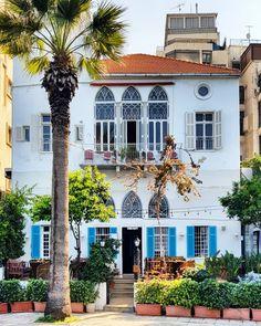 The White House Beirut Lebanon