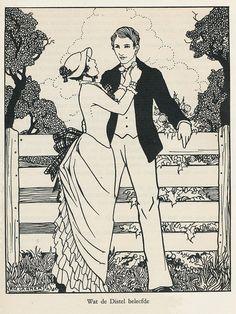 All sizes | Rie Cramer sprookjes van Anderson 1915 ,ill wat de distel beleefde | Flickr - Photo Sharing!