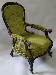 Victorian Mahogany Spoon Back Armchair Interior Deco, Victorian Style Furniture, Furniture, Shabby Furniture, Victorian Furniture, Armchair, Love Chair, Victorian Home Decor, Vintage Furniture