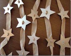 Celebrar la Navidad: Manualidades navidad con reciclados servilleteros y guirnaldas