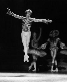 Nureyev La danza hecha hombre #SigloNuevo / Yohan Uribe Jiménez