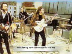 I've Got a Feeling - The Beatles