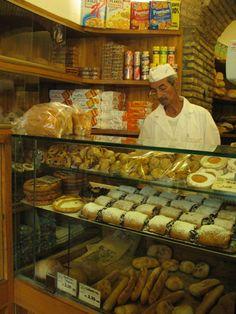 bakers in Rome il forno di Campo de'Fiori