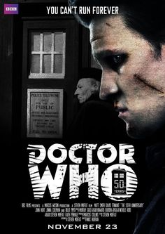Doctor Who. NO.