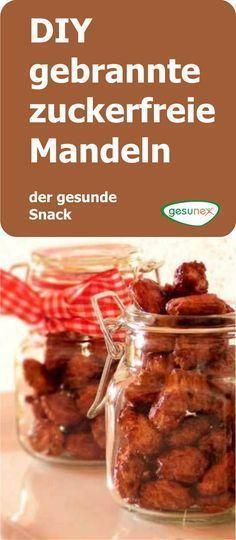 #Mandeln gehören mit ihren wertvollen Nähr- und Inhaltsstoffen zu den gesündesten #Snacks.#gesundeernährung #gesunderezepte #vegan #vegetarisch