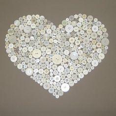 Sehe dir das Foto von Pusteblume mit dem Titel Bild mit verschiedenen weißen Knöpfen und andere inspirierende Bilder auf Spaaz.de an.
