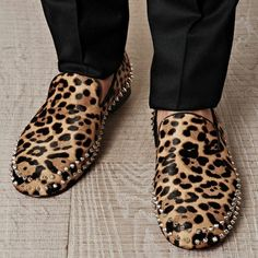 9d8be4703315c1 Animal insticts Loafers Men