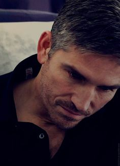 I would love to gently kiss and nibble the side of his neck....mmmmm....
