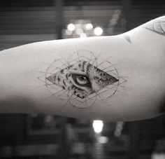 Wild cat, cheetah, leopard tattoo
