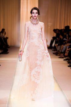 Armani Privé 2013 Couture