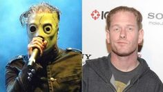 Corey Taylor, vocalista y lider de Slipknot. Corey Taylor, Famous Musicians, Slipknot, Linkin Park, Rock And Roll, Minions, Round Sunglasses, Makeup, Make Up