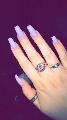 Popular Nail Color Ideas For Spring Trend 2018 16