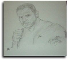 Artist Listed Signed Original US Art Drawings Tommy Morrison, Pencil Drawings, Art Drawings, Sports Drawings, List Of Artists, Graphite, Boxing, Celebrity, The Originals