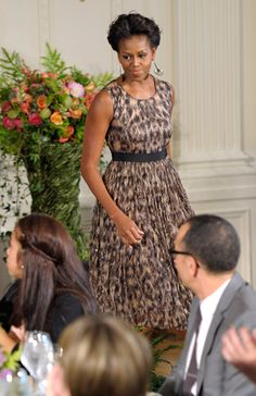 Michelle Obama  Pinned from PinTo for iPad 