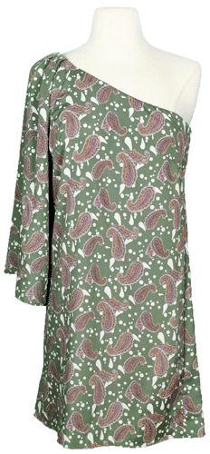 prancin' in paisley dress  www.vestique.com