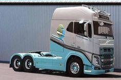 Volvo FH XXL