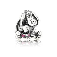 Pandora Charms Disney, Eeyore, Pandora Bracelets, Pandora Jewelry, Silver Bracelets, Bangles, Pandora Las Vegas, Figurine Disney, Mickey Mouse