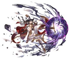 View an image titled 'Ilsa, Battle Art' in our Granblue Fantasy art gallery featuring official character designs, concept art, and promo pictures. Anime Art Fantasy, Fantasy Kunst, Fantasy Artwork, Game Character Design, Fantasy Character Design, Character Art, Granblue Fantasy Characters, Bloodborne Art, Character Wallpaper