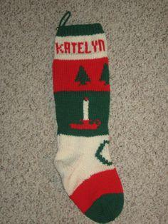 Ravelry: Bernat Christmas Stocking Pak, Candle Stocking ...