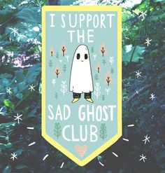 THE SAD GHOST CLUB BLOG
