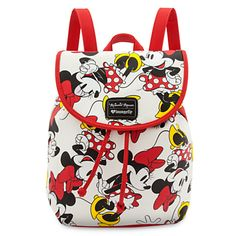 Minnie Mouse Backpack by Loungefly
