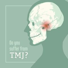 Do you have TMJ?  Pain in your jaw joint and the muscles that control jaw movement? Read this blog post...