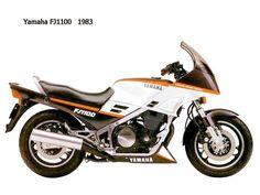 1983 Yamaha FJ1100