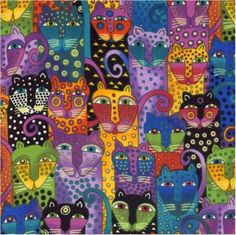laurel burch all over leopard | Flickr - Photo Sharing!