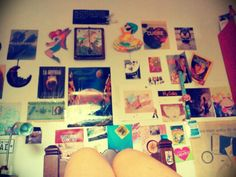 Dreaming in my room <3