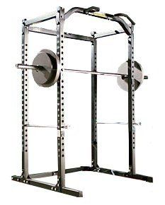 Powertec PPR Power Rack *** Visit the image link more details. (This is an affiliate link) Strength Training Equipment, No Equipment Workout, Basement Gym, Garage Gym, Smith Machine, Best Home Gym Equipment, Outdoor Bar Stools, Weight Benches, Pull Up Bar
