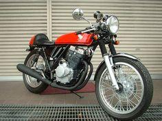 GB250 Clubman RC custom