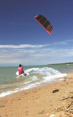 Board Sports - Traverse City, Michigan.