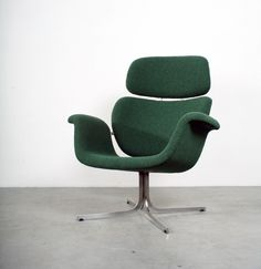Pierre Paulin, Big Tulip via studio1900.nl - vintage design furniture