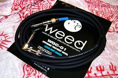 weed Cable ! I often use this when play the EUB
