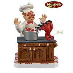 2009 Muppets - The Swedish Chef Hallmark Ornament | The Ornament Shop