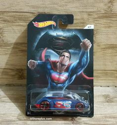 Jual DIECAST HOT WHEELS SUPERMAN COVELIGHT DC COMICS Wal-Mart Exclusive