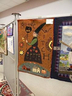 Notforgotten Farm: Virginia Rug Fest pictures....