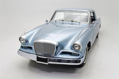 Sold* at Scottsdale 2015 - Lot #344 1962 STUDEBAKER GRAN TOURISMO 2 DOOR COUPE