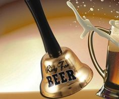 Ring Bell For Beer
