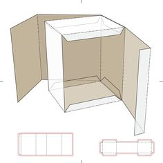 Template for cutting boxes http://igortomasic.blogspot.com/2015/02/template-for-cutting-boxes.html