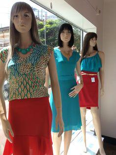 Vitrine Closet Mulher  Top, saia, vestido, acessórios  www.facebook/closetmulher