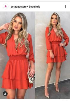 Sexy Dresses, Cute Dresses, Beautiful Dresses, Casual Dresses, Short Dresses, Fashion Dresses, Dress Makeover, Romper With Skirt, Frock Design