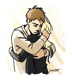 needed some chaol/celaena huggies for the day! ^-^
