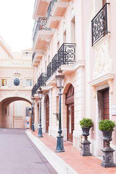 Monaco Ville #travel #places #monaco
