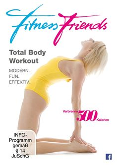 Kickstart 2015: Fitness Friends – Total Body Workout DVD | Sports Insider Magazin