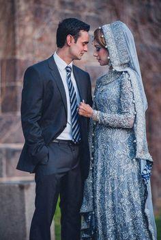 mr and mrs couple love Desi Wedding Dresses, Asian Wedding Dress, Asian Bridal, Bridal Dresses, Bridal Lenghas, Walima, Wedding Outfits, Wedding Couples, Wedding Ideas
