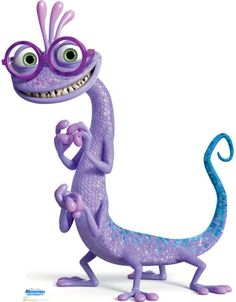 Randall Boggs - Disney Pixar Monsters University Lifesize Standup Poster Stand Up at AllPosters.com