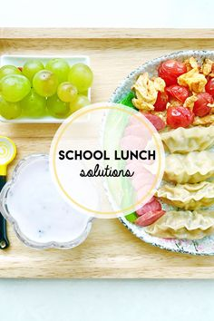 Easy lunch ideas for